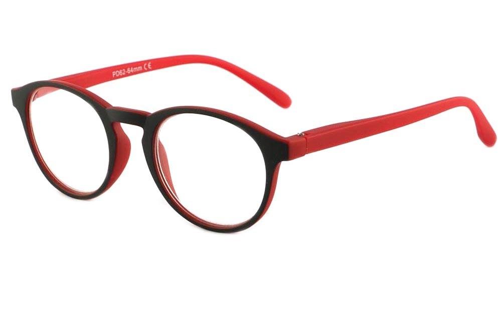 rouges lunettes de lecture pour les femmes rondes heju blog deco diy lifestyle. Black Bedroom Furniture Sets. Home Design Ideas