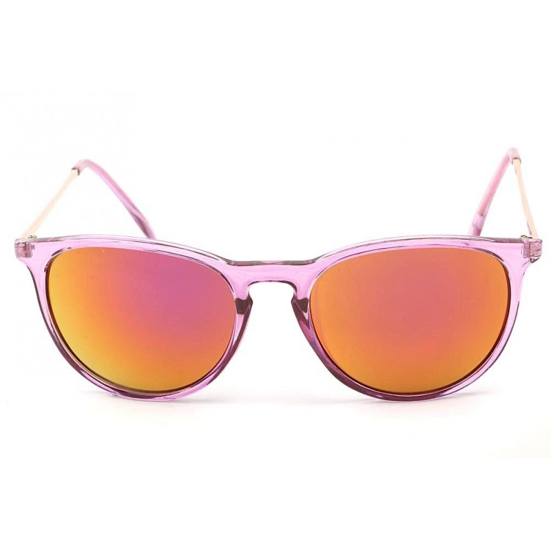 achat lunettes de soleil femme rose cristal little l. Black Bedroom Furniture Sets. Home Design Ideas