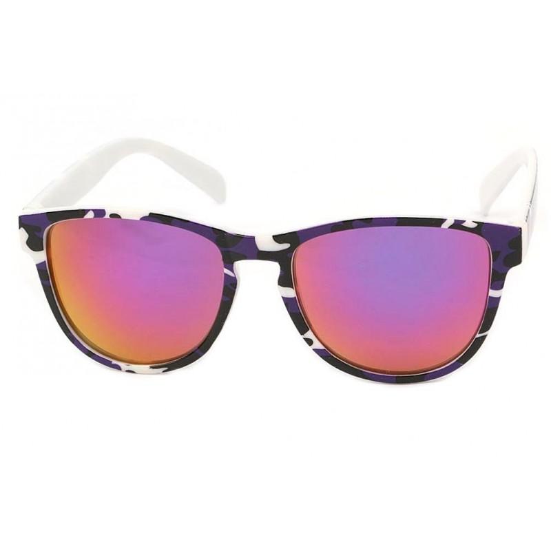 achat lunettes de soleil noir violet fashion shop. Black Bedroom Furniture Sets. Home Design Ideas