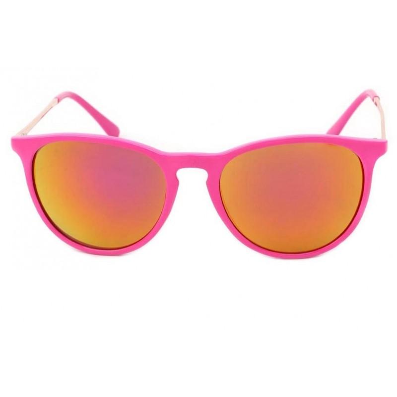 achat lunette de soleil rose et dor little l site lunettesloupe. Black Bedroom Furniture Sets. Home Design Ideas