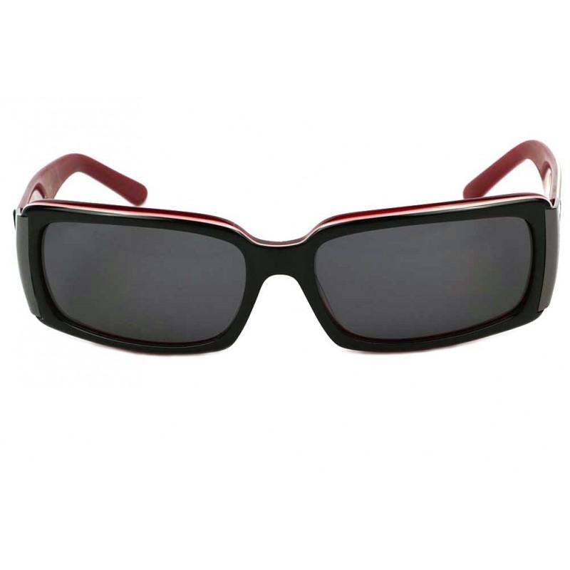 vente lunettes de soleil noir et rouge luxe venise marque moski. Black Bedroom Furniture Sets. Home Design Ideas