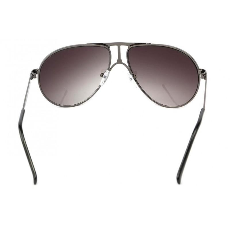 achat lunette de soleil aviateur m tal et blanche mode. Black Bedroom Furniture Sets. Home Design Ideas