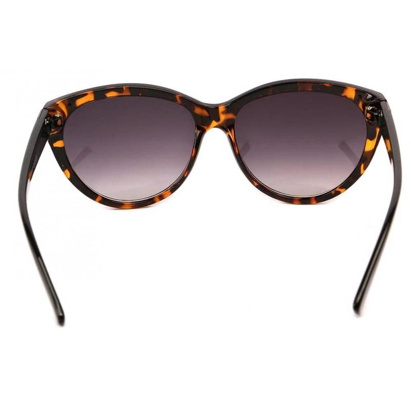 vente lunettes de soleil femme vintage ecailles marron nancy. Black Bedroom Furniture Sets. Home Design Ideas