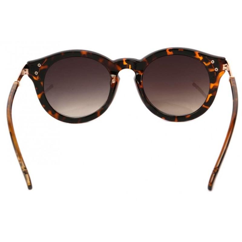 Lunettes de soleil marron Vintage femme Voczc5poO