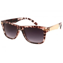 Lunette de Soleil Fashion Marron Last King