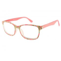 Lunettes Loupe Femme Rose et Verte Andie Lunette Loupe New Time