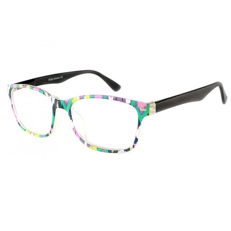 achat lunette loupe femme noire verte andie site. Black Bedroom Furniture Sets. Home Design Ideas