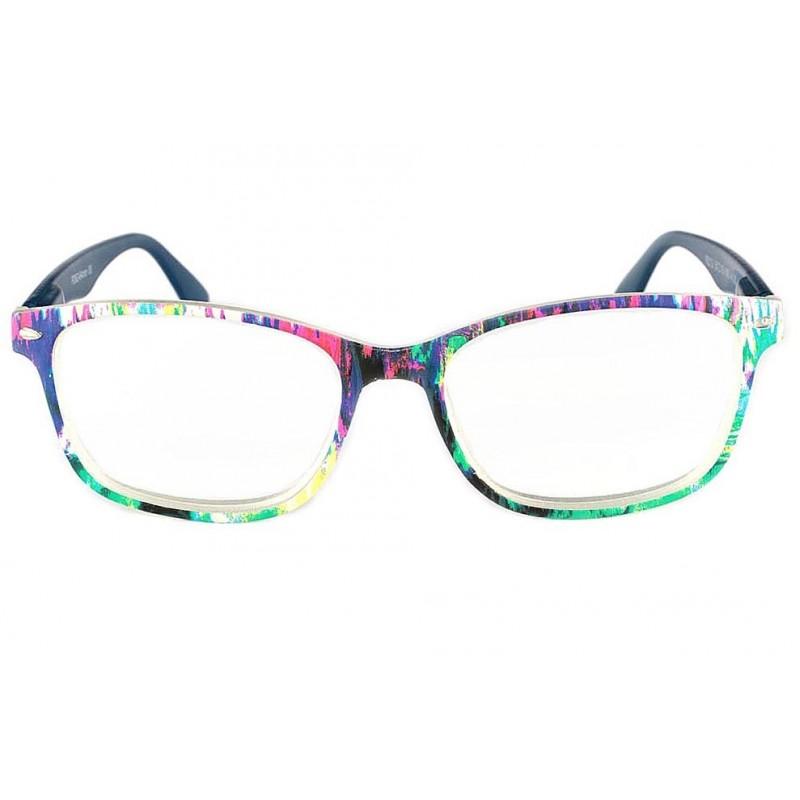 vente lunettes loupe femme bleu et rose andy boutique. Black Bedroom Furniture Sets. Home Design Ideas