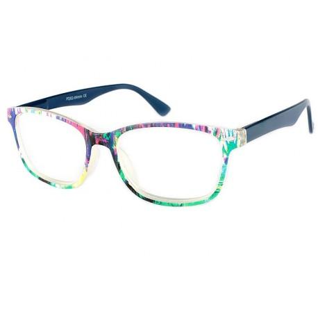 vente lunettes loupe femme bleu et rose andy boutique lunettesloupe. Black Bedroom Furniture Sets. Home Design Ideas
