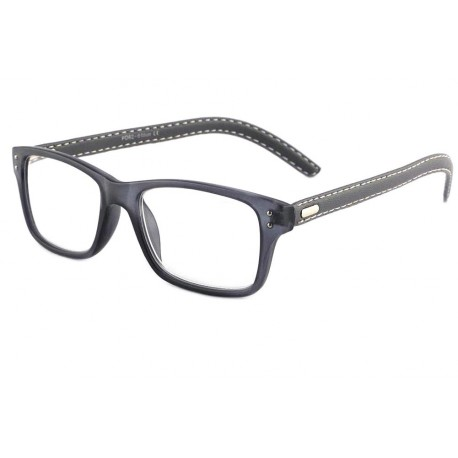 Lunettes Loupe Cuir Gris Ernst Lunette Loupe New Time
