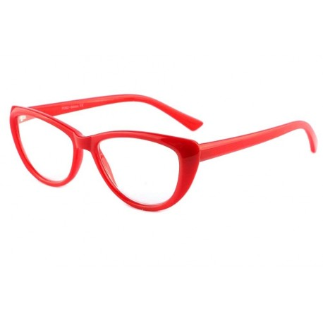 Lunettes Loupe Femme Rouge Vero Lunette Loupe New Time