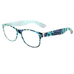 Lunettes Loupes Fantaisies bleues Valta Lunette Loupe New Time