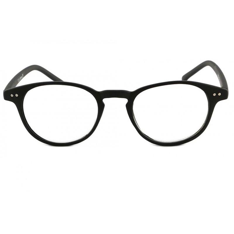 vente lunette loupe ronde noire tendance felt shop. Black Bedroom Furniture Sets. Home Design Ideas