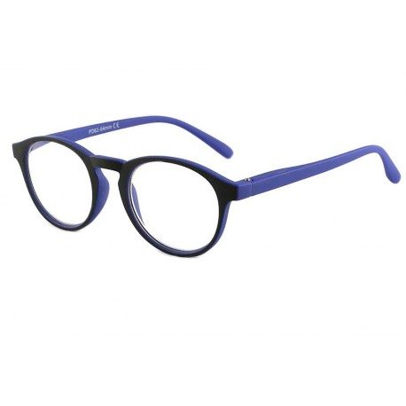 Lunettes de lecture Bleues et Noires Sorel Lunette Loupe New Time