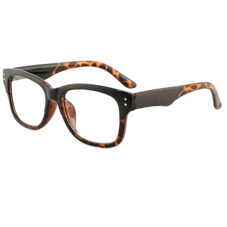Lunette de Lecture Design Marron Brack Lunette Loupe New Time