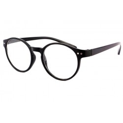 Lunettes Loupe rondes noires tendance Daydream