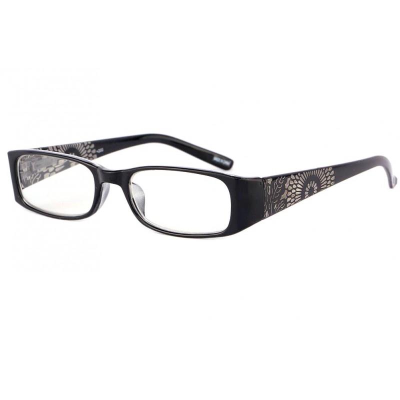 lunettes de lecture fantaisie noire achat en ligne. Black Bedroom Furniture Sets. Home Design Ideas
