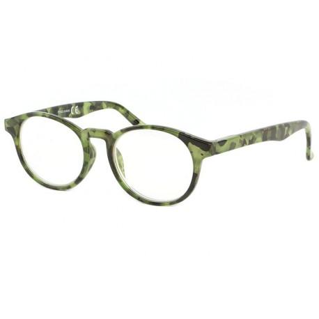 4caf2417eb9 Lunettes loupe vintage Verte et noire - Achat