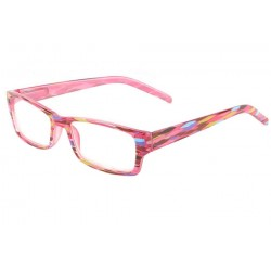 Lunettes Loupe mode monture Rose Aura Lunette Loupe New Time
