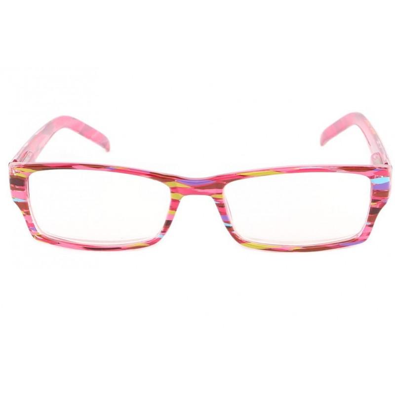 lunettes loupe mode rose achat lunettes de lecture. Black Bedroom Furniture Sets. Home Design Ideas