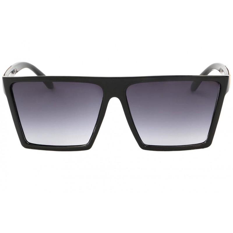 lunette soleil fashion noir dor xak solaires tendance. Black Bedroom Furniture Sets. Home Design Ideas