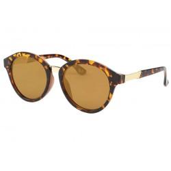 Lunette de soleil vintage Marron Ychel Lunettes de Soleil Eye Wear