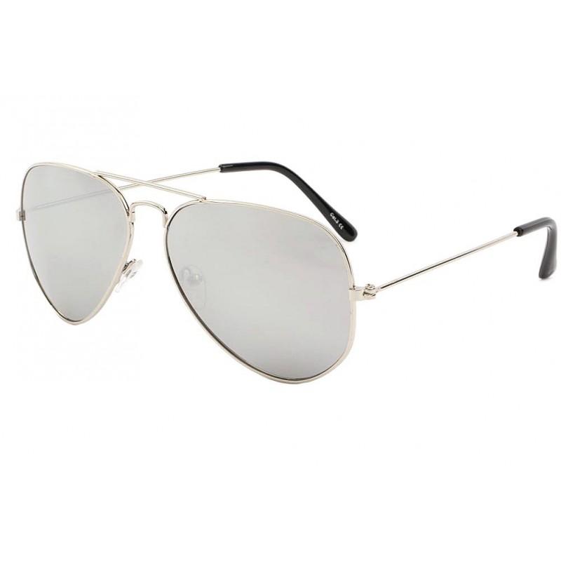 Lunette aviateur Femme et Homme Miroir Argent Becool Lunettes de Soleil Eye  Wear ... 74b0c4487ec9