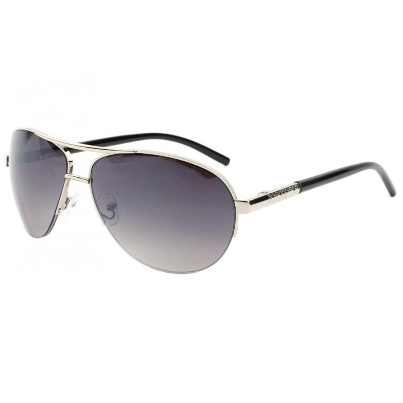 lunette aviateur femme argent maley solaires tendance livraison 48h