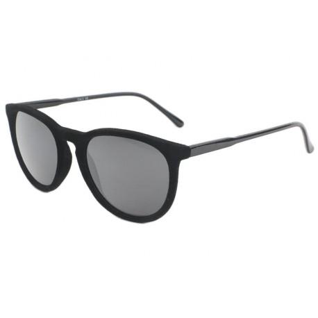 Lunettes de soleil velours Noir Disco Lunettes de Soleil Eye Wear