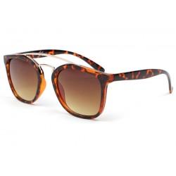 Lunette de soleil vintage marron Buck Lunettes de Soleil Eye Wear