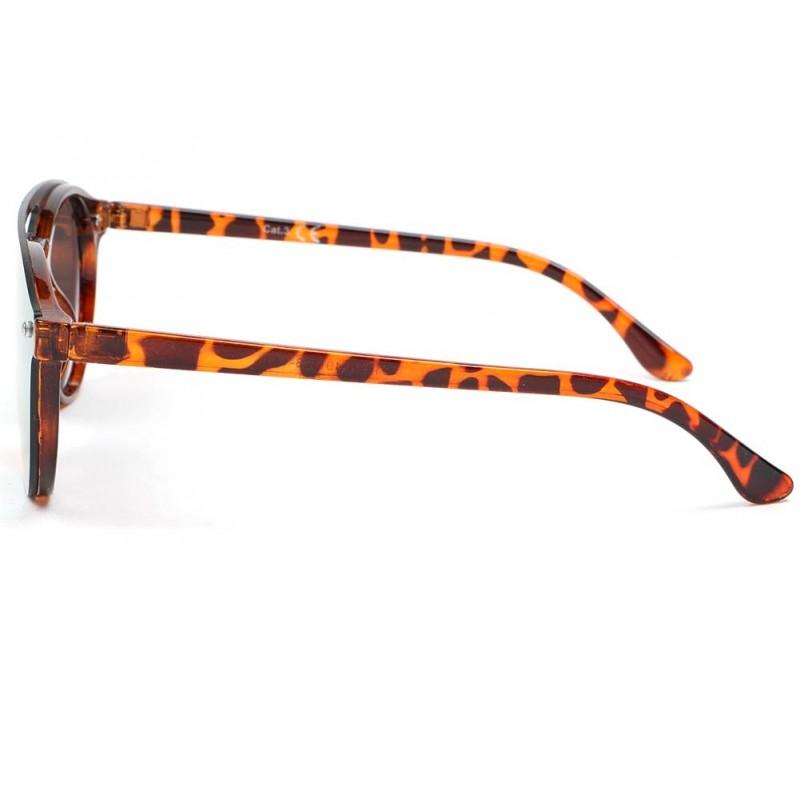 lunette de soleil tendance miroir dore weyl lunette fashion livr 48h. Black Bedroom Furniture Sets. Home Design Ideas