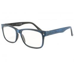 Lunette loupe bois bleu Cyla