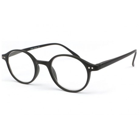 Lunette loupe noire ronde News Lunette Loupe New Time