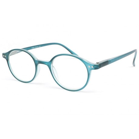 Lunette loupe Bleu ronde News Lunette Loupe New Time
