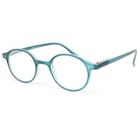 lunette loupe bleu ronde lunette lecture homme femme mode. Black Bedroom Furniture Sets. Home Design Ideas