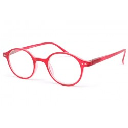 Lunette loupe Rouge ronde News