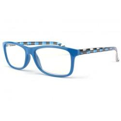 Lunette loupe fantaisie bleu Sury Lunette Loupe New Time