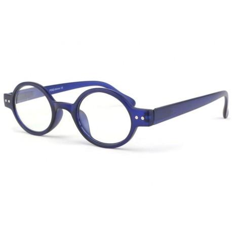 Lunette loupe vintage bleu Watsy
