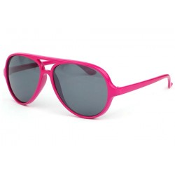 Lunette pilote enfant rose Kool Enfant Eye Wear