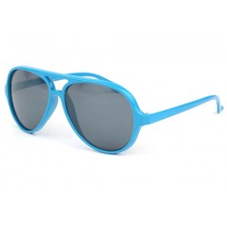 Lunette pilote enfant bleue Kool Enfant Eye Wear