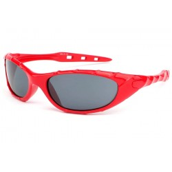 Lunette soleil sport enfant rouge Spacy