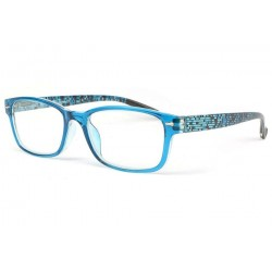 Lunette loupe fantaisie bleu Nyla Lunette Loupe New Time