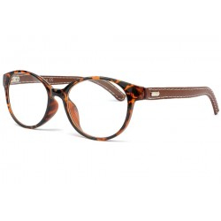 Lunette loupe cuir marron Galy