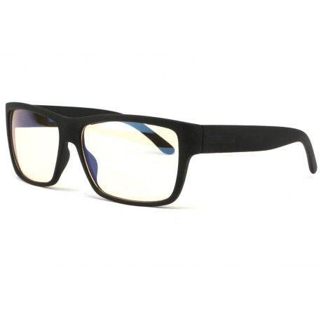 Lunette ecran rectangle noire Nash Lunette écran Rosalba