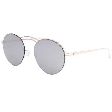 Lunette de soleil miroir gris tendance Mazzy Lunettes de Soleil Eye Wear