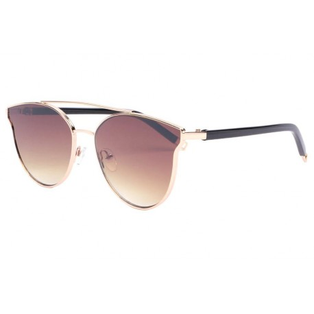 lunette de soleil femme marron miora lunette soleil classe livr 48h. Black Bedroom Furniture Sets. Home Design Ideas