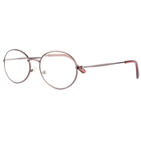 Lunettes loupe rondes marron flexibles Manya Lunette Loupe New Time