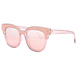 Lunettes soleil strass rose femme Tsaryne anciennes collections divers