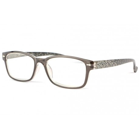 Lunette loupe grise fantaisie Nyla Lunette Loupe New Time