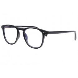 Lunette lumiere bleue tendance noir mat Ordsee